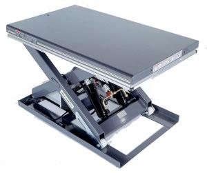 Гидравлические подъемные столы с одинарными ножницами Edmolift